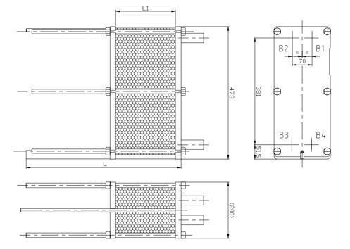 Уплотнения теплообменника Sondex S21 Кызыл Уплотнения теплообменника Машимпэкс (GEA) NT 150S Липецк