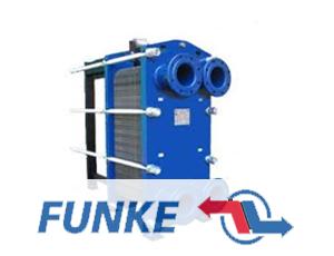 Теплообменники funke цена теплообменник для колонки vaillant