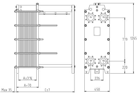 Теплообменник gcd 015 m 4 p 56 прайс лист теплообменник рабочее подогрев